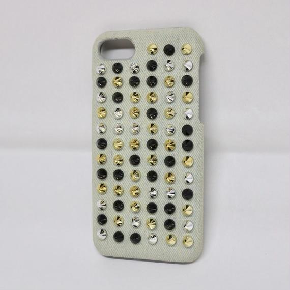 VLENDA ブレンダオリジナル iPhone8 iPhone7 スタッズケース 7LDM