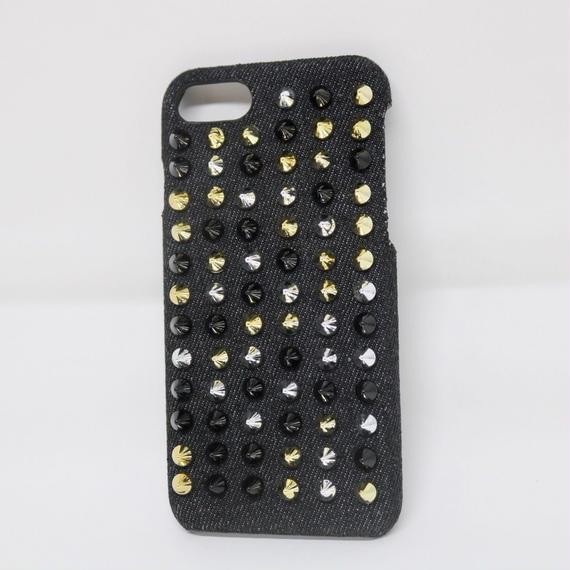 VLENDA ブレンダオリジナルiPhone8  iPhone7 スタッズケース 7DBM