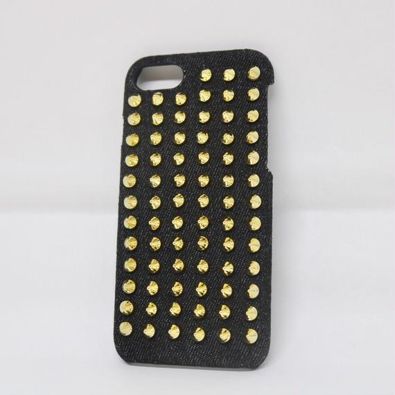 VLENDA ブレンダオリジナル iPhone8 iPhone7 スタッズケース 7DBG