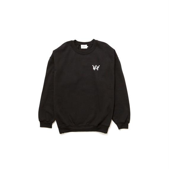 VCW SWEAT SHIRT - BLK