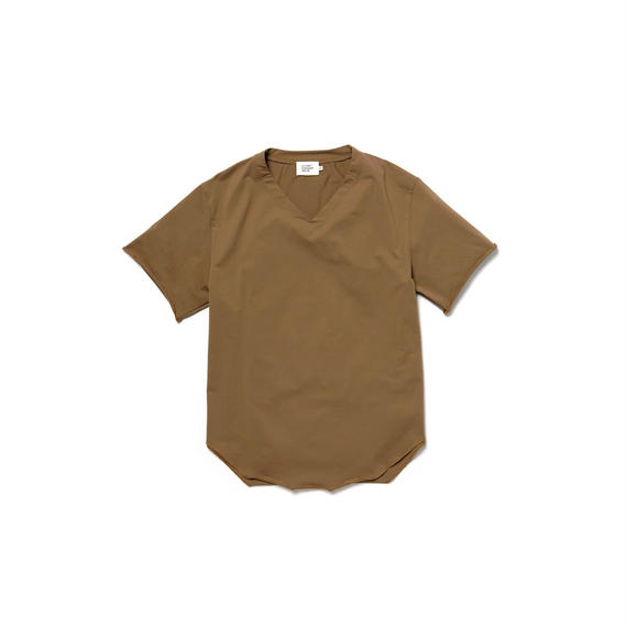 STRETCH V NECK TEE