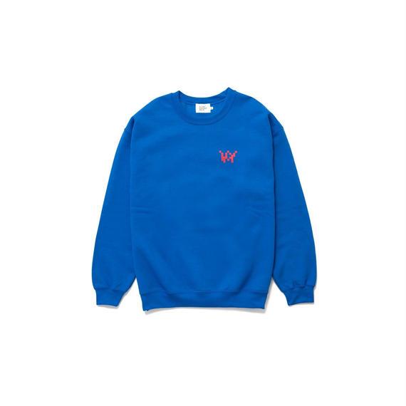 VCW SWEAT SHIRT - BLU