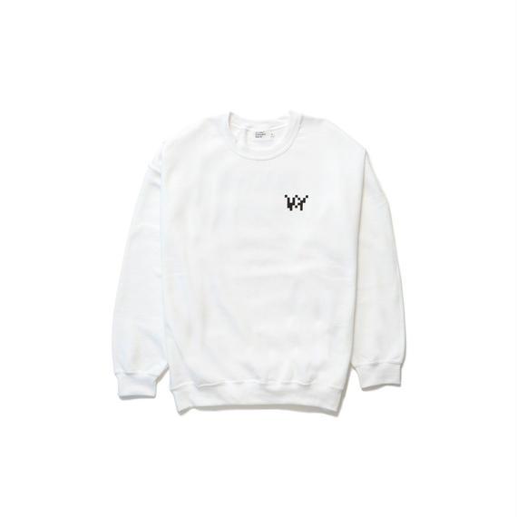 VCW SWEAT SHIRT - WHT