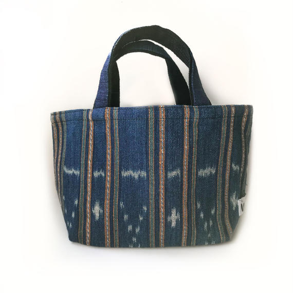 INDIGO TOTE BAG: SKY BLUE