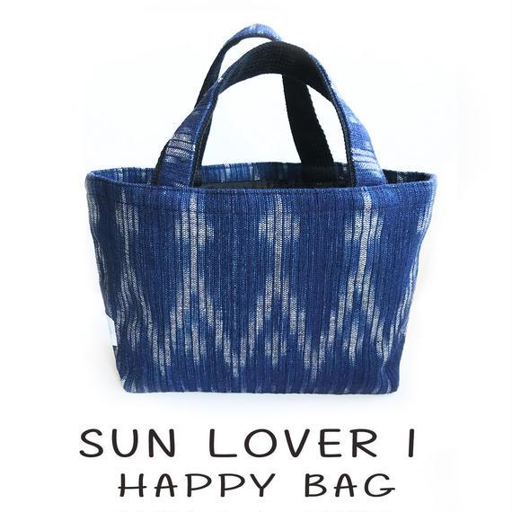 2018HAPPY BAG:  SUN LOVER① - AMALFI: STAR DUSTビキニセット+ シークレットビキニセット +VOCIANA INDIGO TOTE BAG