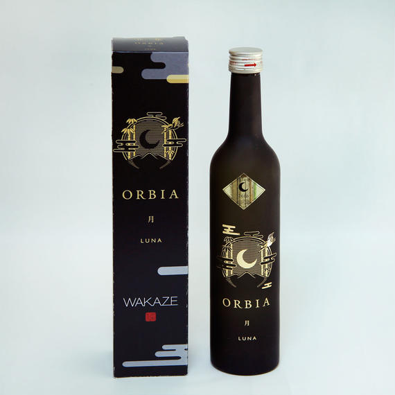 【ギフト箱入り】ORBIA~LUNA~1本 <新酒>