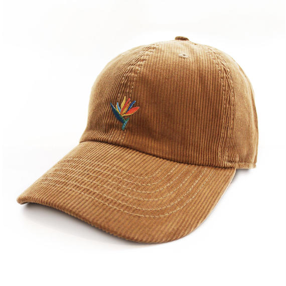 """Birds Of Paradise"" Patch Cap -PALAUNU-"