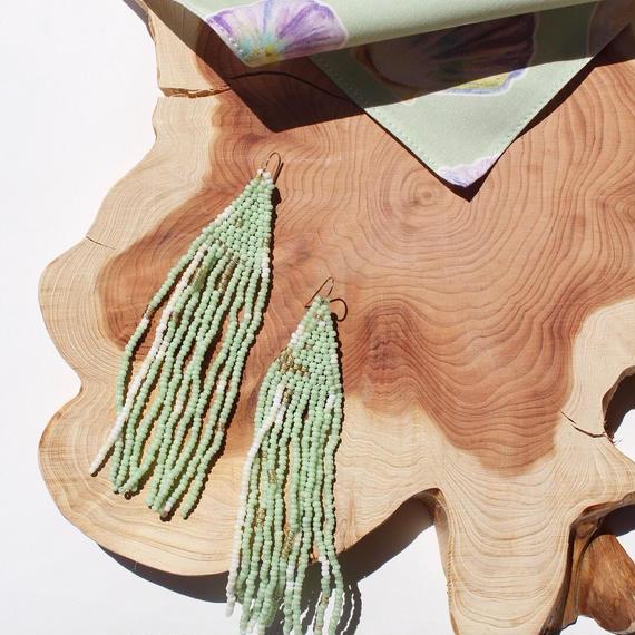 """""""Shellable"""" collection -seashells- earrings"""