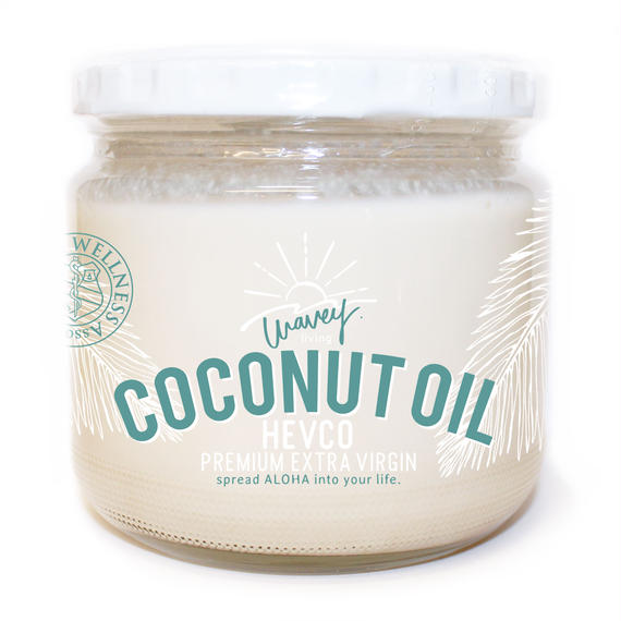 Wavey living COCONUT OIL