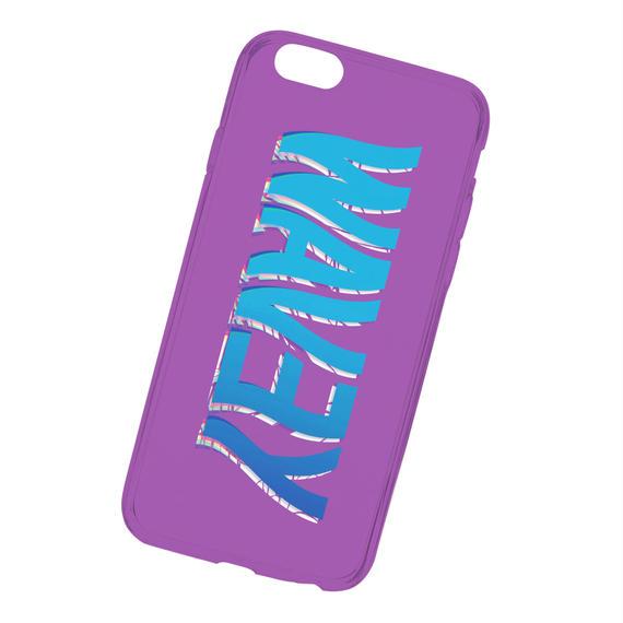 【iPhone X, 8, 8Plus対応】Auwe! You so WAVEY iPhone case