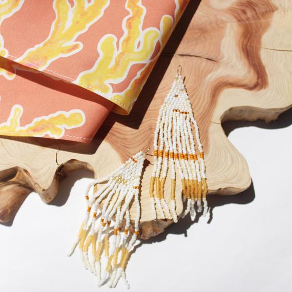 """""""Shellable"""" collection -koʻa- earrings"""