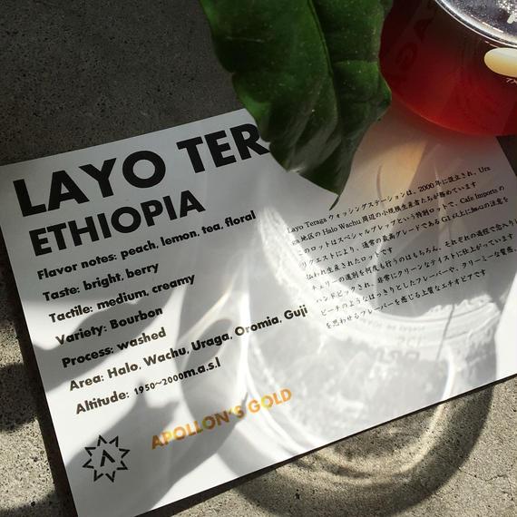 LAYO TERAGA ETHIOPIA