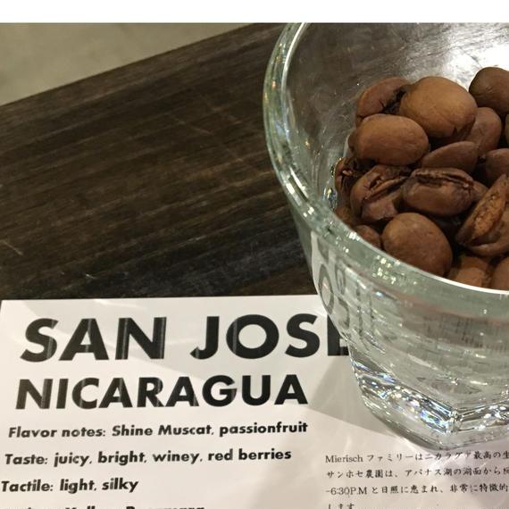 SAN JOSE NICARAGUA