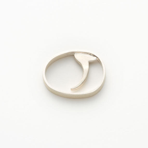 Trigger ring (Silver)