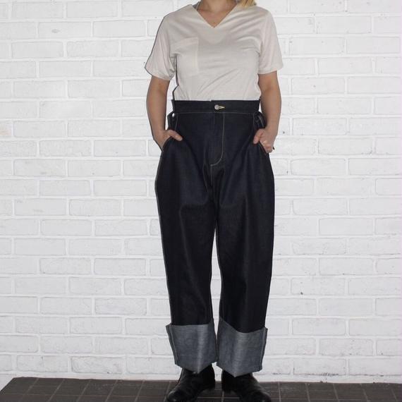 【Aquvii wardrobe】aq509 / SOVENZA (CONTROL STRAIGHT PANTS)