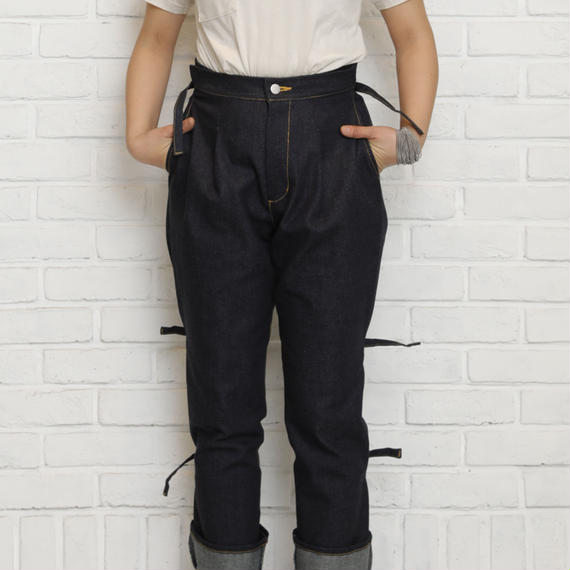 NEW【Aquvii Jeans】aq510 SPRINGFIELD /  ( CONTROL BONDAGE PANTS)