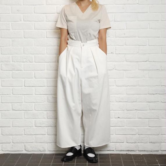 【Aquvii Jeans】aq502 / NEUBAU (CONTROL WIDE PANTS)