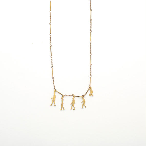 Evolution series (Necklace)