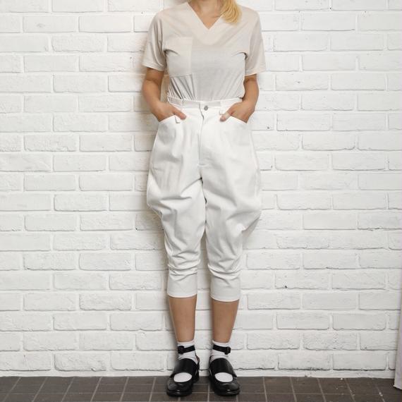 【Aquvii wardrobe】aq505 / BELLEVILLE (JODHPURS PANTS)