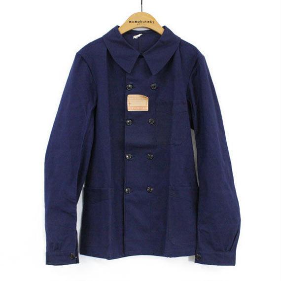 USED VINTAGE / 1950~60年代 フレンチワークダブルジャケット