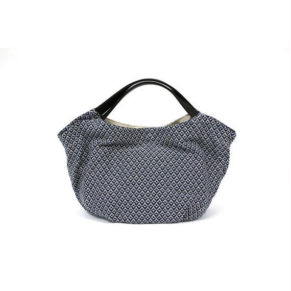 mumokuteki select / ジャガード織りバッグ