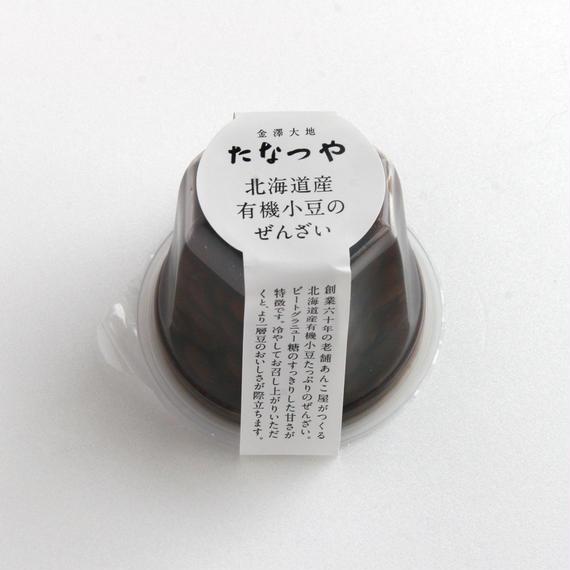 たなつや / ぜんざい 北海道産オーガニック小豆使用
