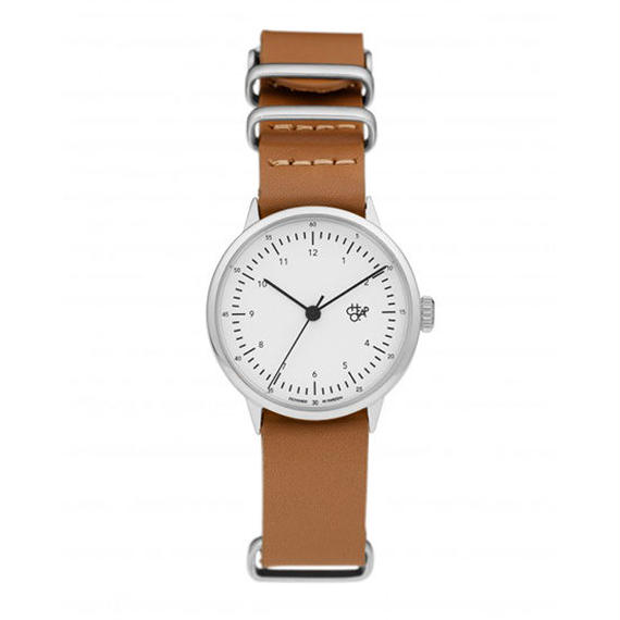 CHEAPO / Harold Mini Brown/Silver