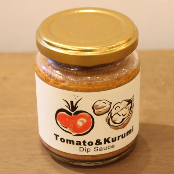 津乃吉 / トマトとくるみのディップソース