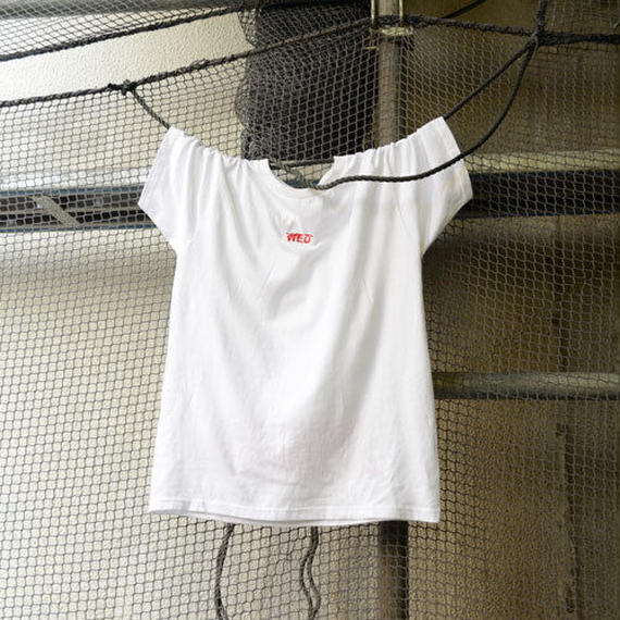 IN THE BOX LOGO-T (White)
