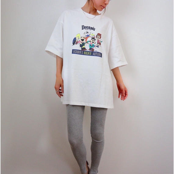 SNOOPY BIG Tシャツ