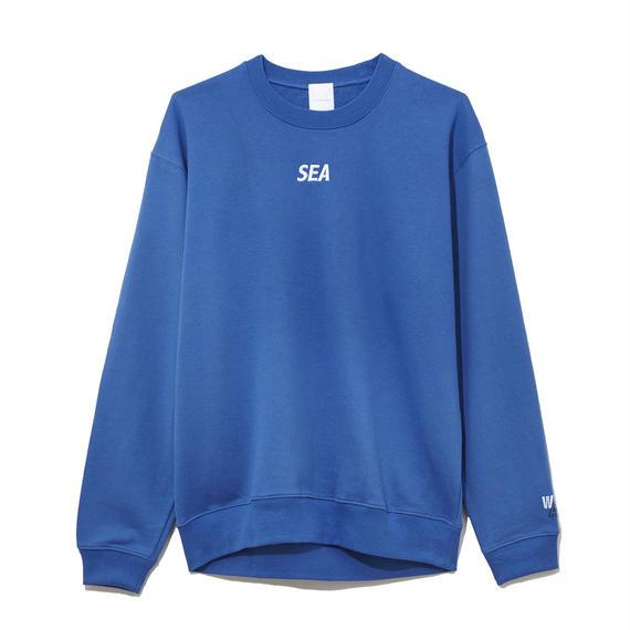CREW NECK SWEAT G / BLUE (CS-49)
