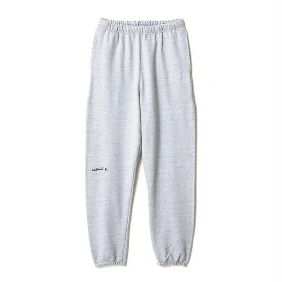 SWEAT PANTS E / GRAY (CS-25)