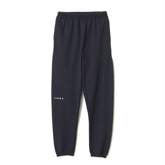 SWEAT PANTS E / BLACK (CS-25)