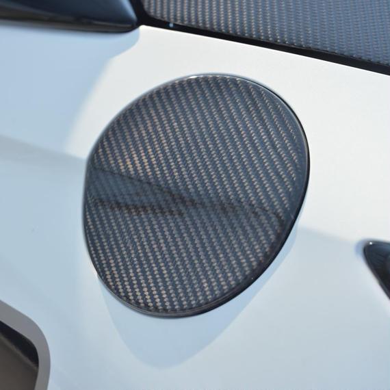S660 カーボンフューエルリッドカバー