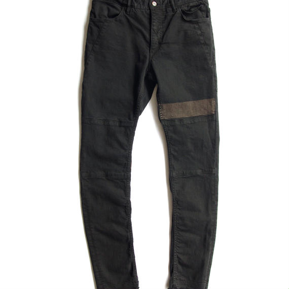 BLEACH LINE SKINNY PANTS