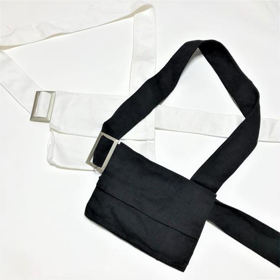Canvas Belt Cross Bag