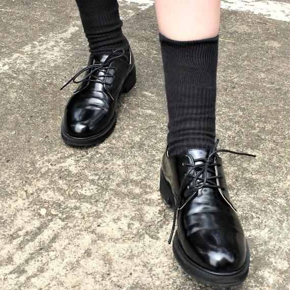 Plain Toe Shoes
