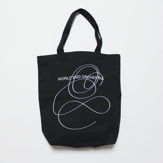 Silent World End Tote