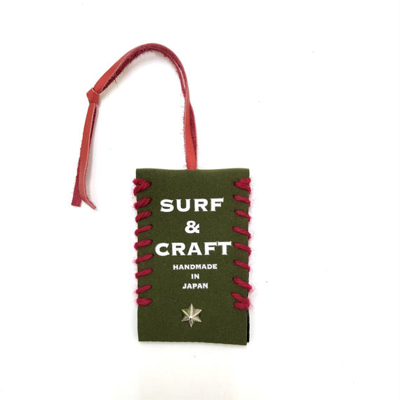 "SURF&CRAFT ""KEY CASE"""