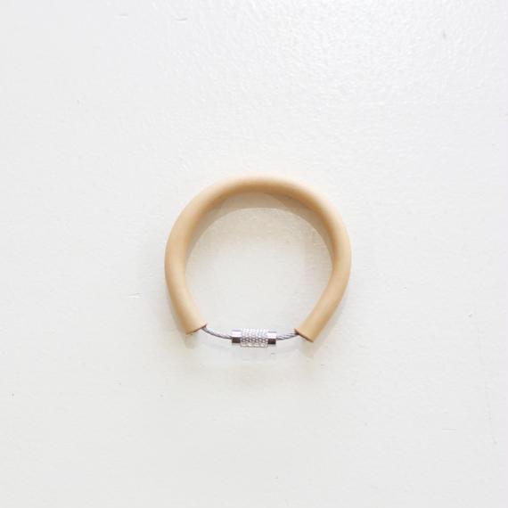 Wire Key Ring Short / ワイヤーキーホルダーショート