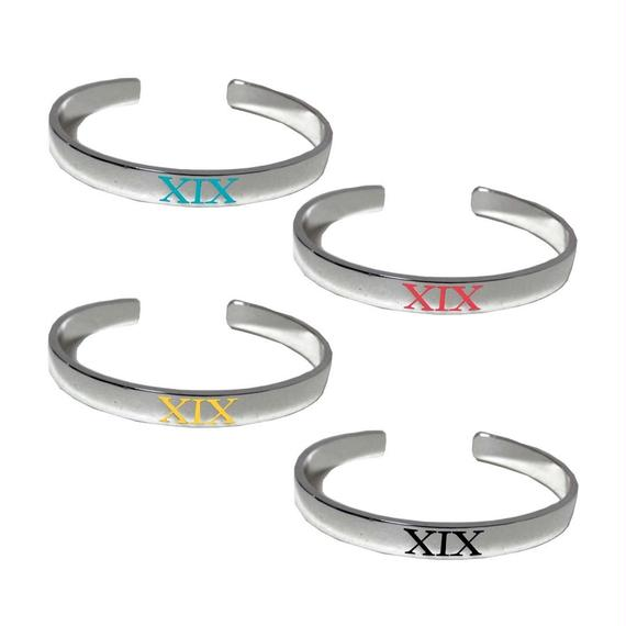 XIXバングル【Silver】