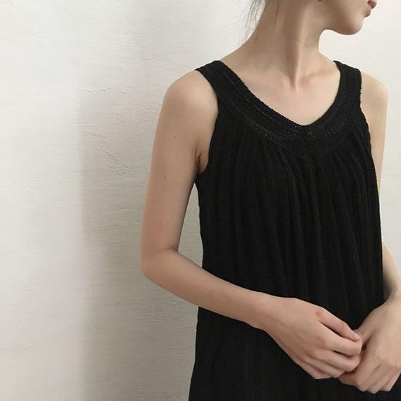 SLEEVELESS GREECE DRESS