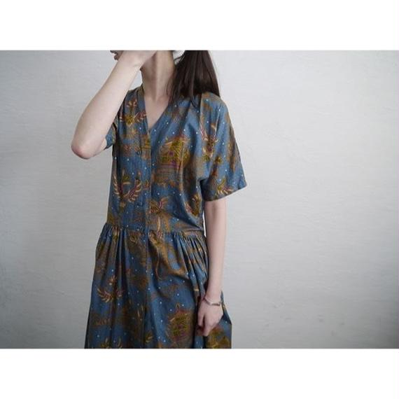 EURO WRAP DRESS GOWN