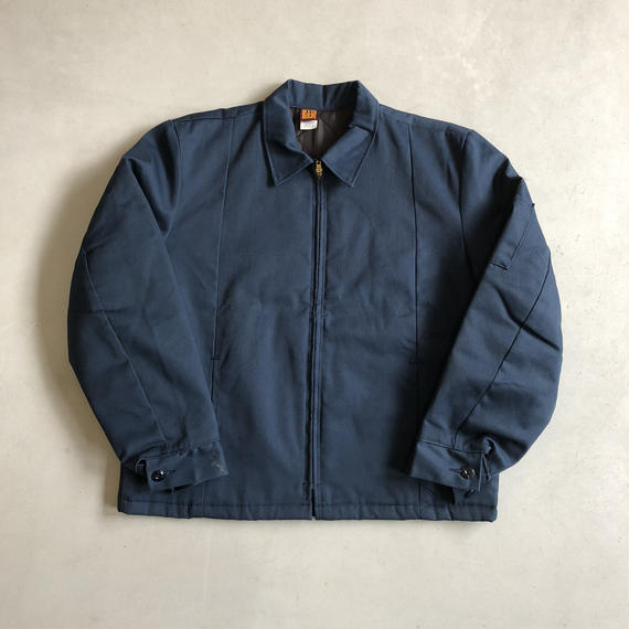 80s BIG BEN Zip-Up Work Jacket