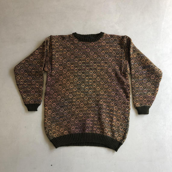 Little Wool Co Knit Pullover