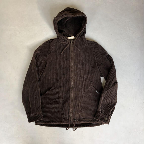 70s~ MUSTANG Corduroy Zip-Up Parka