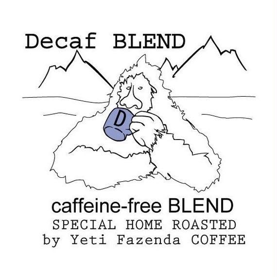 ドリップパック コーヒー Decaf BLEND(カフェインレス) 5p set