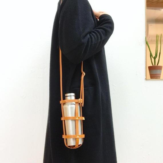 bottle  holder long  camel×blass