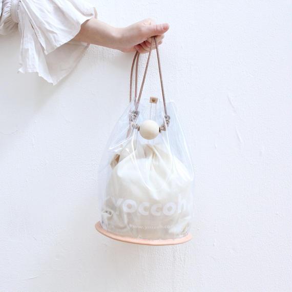 2018ss lady's  'naked' bag                 限定専用巾着付  予約(4月末発送分)