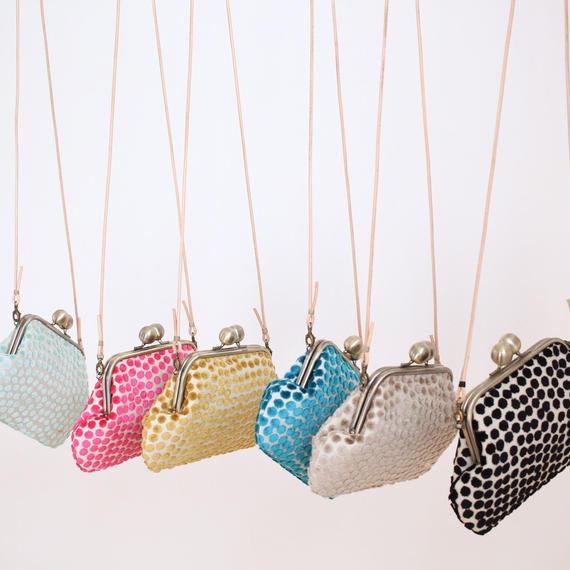 2019ss  wallet shoulder bag (fabrics)